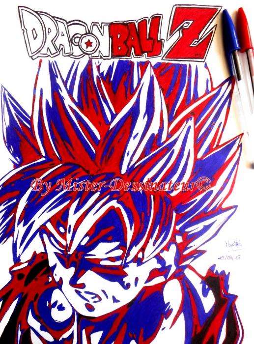 Dragon Ball by MisterDessinateur45